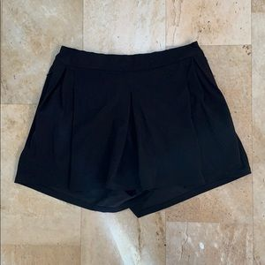 Lululemon Pleated Shorts